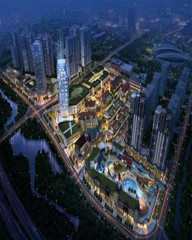 麒龍國際城